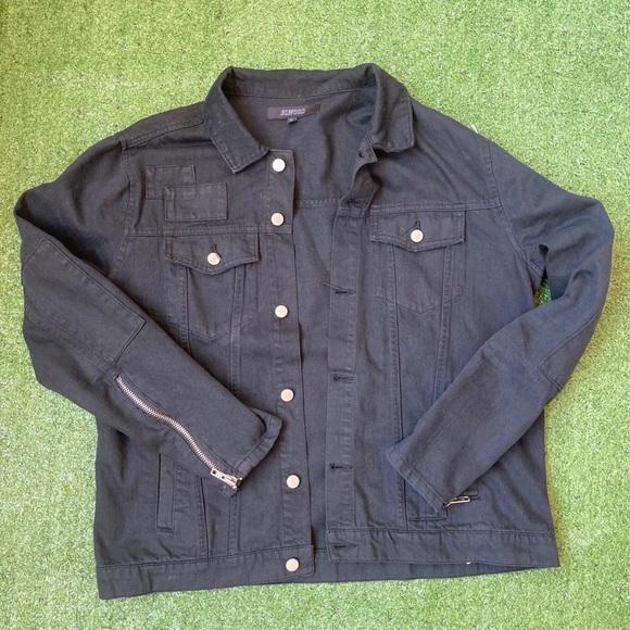 Men/'s Light Blue Denim Jacket with Corduroy Collar /& Elbow Patches Sizes S-XL